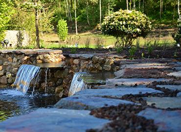 waterpartijen-tuinwerken Reumers